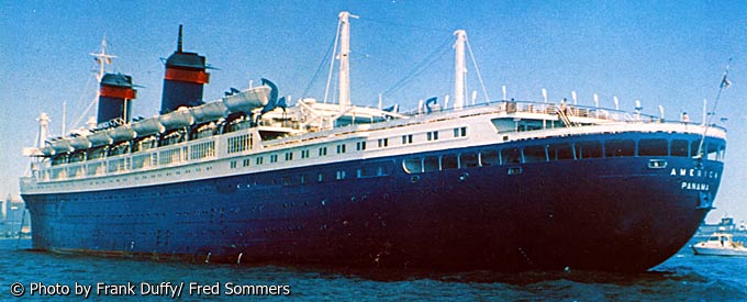 S.S. America 1978 Venture Cruise Lines Page3- ssamerica